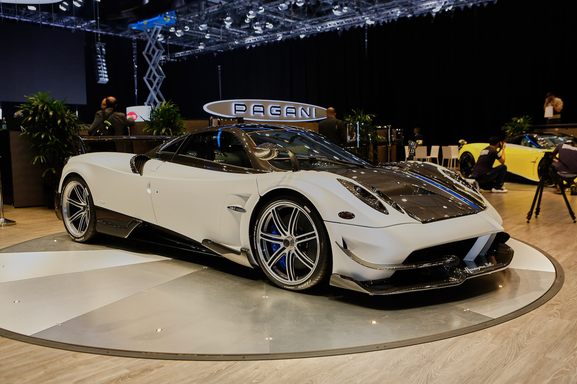 Pagani Huayra Bc Revealed Honors The Late Benny Caiola