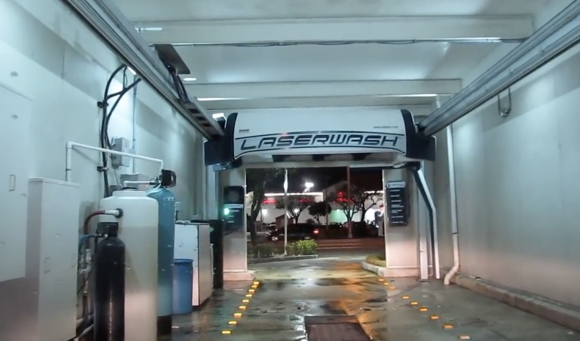 Automatic Car Washes Vulnerable To Hacking Can Attack Cars And Occupants