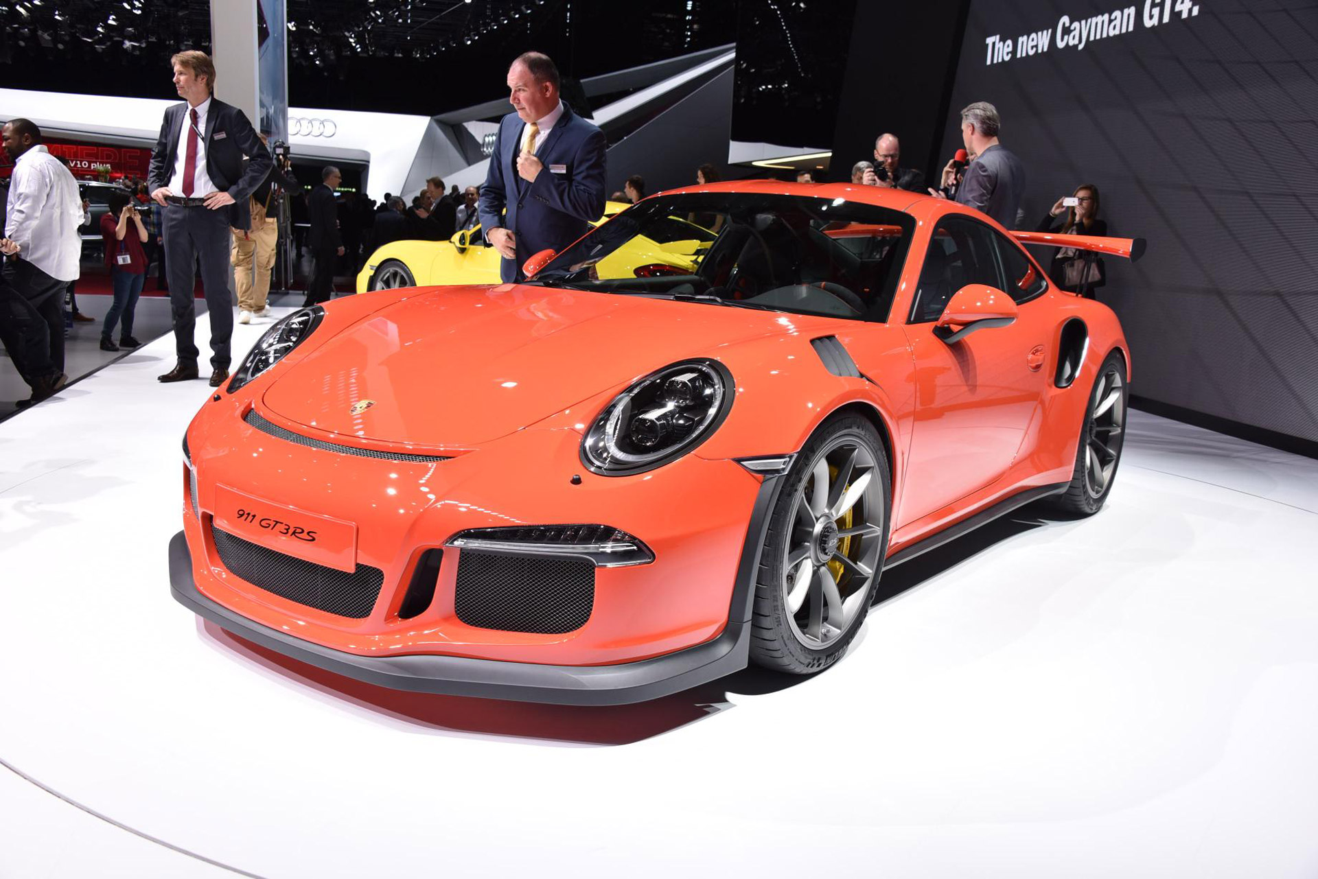 2016 Porsche 911 Gt3 Rs Finally Revealed