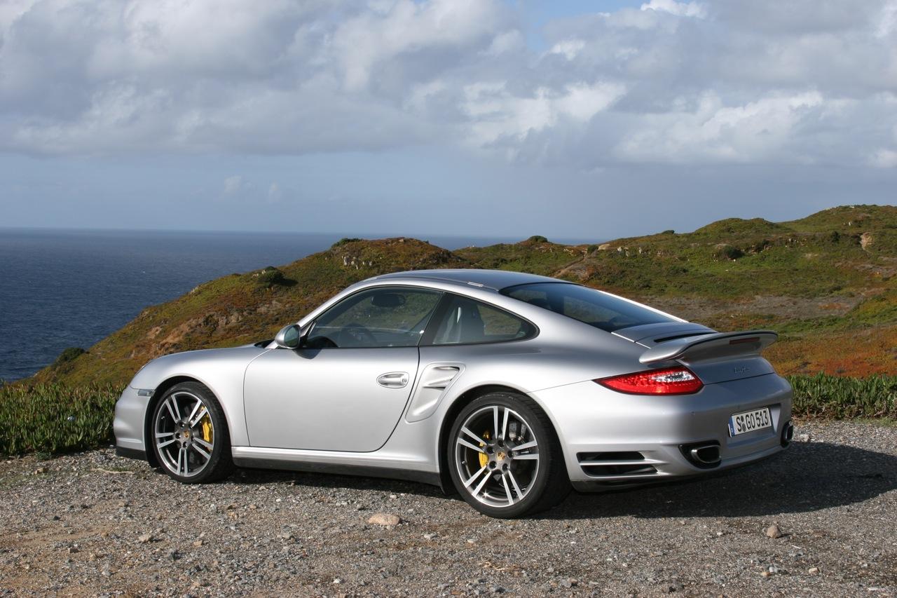 You Wrote You Win 2010 Porsche 911 Turbo