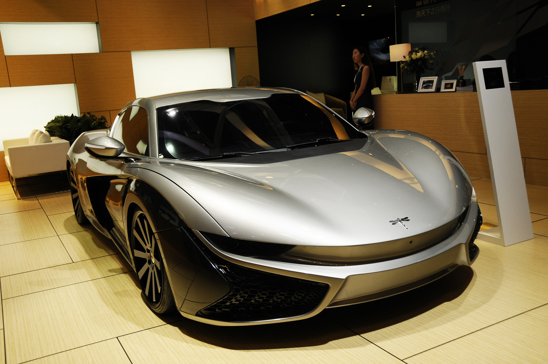 Electric Car Startup Qiantu Eyes U.S. For K50 Sports Car