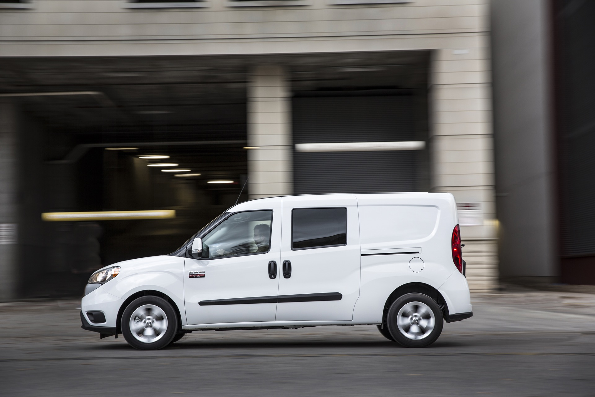 2016 ram promaster city review ratings specs prices and photos the car connection. Black Bedroom Furniture Sets. Home Design Ideas