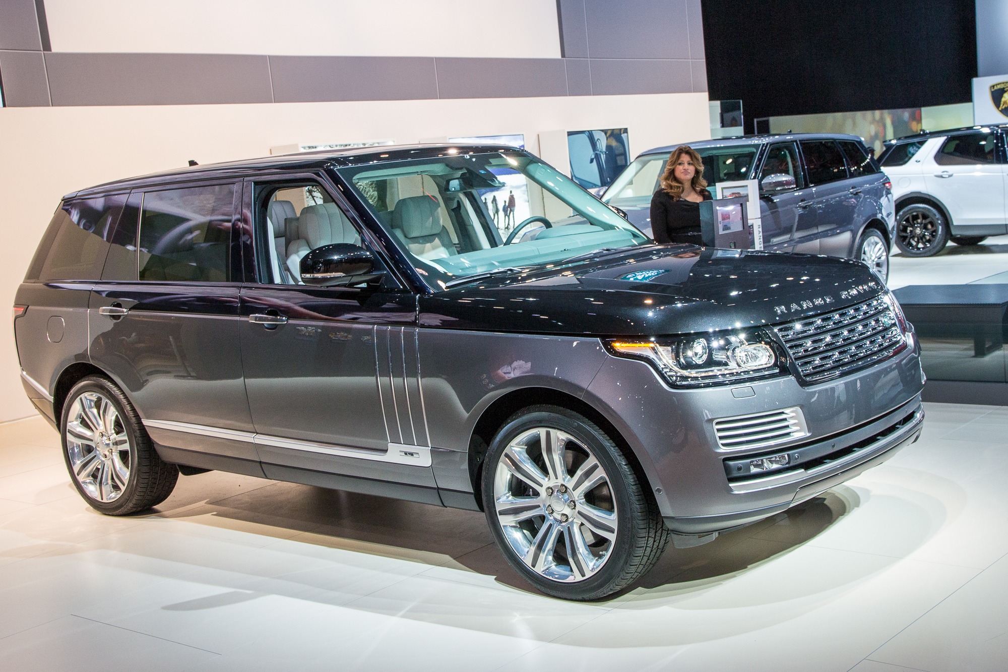 next land rover range rover to become more upscale. Black Bedroom Furniture Sets. Home Design Ideas