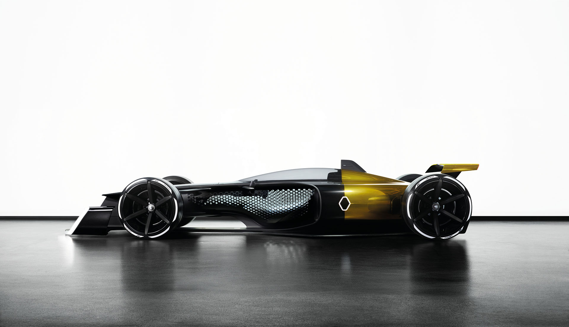 Most Expensive Lamborghini 2017 >> Renault explores future of F1 with RS 2027 Vision concept