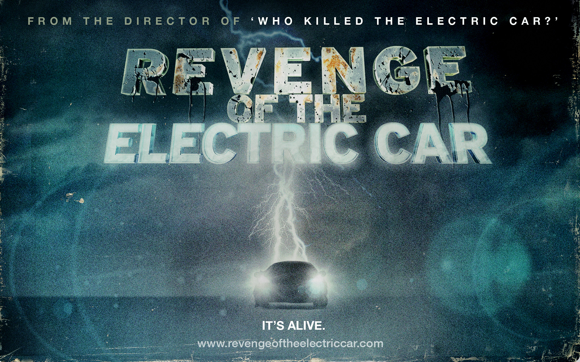 Want To See Revenge Of The Electric Car Free? Go To Hulu, Now!