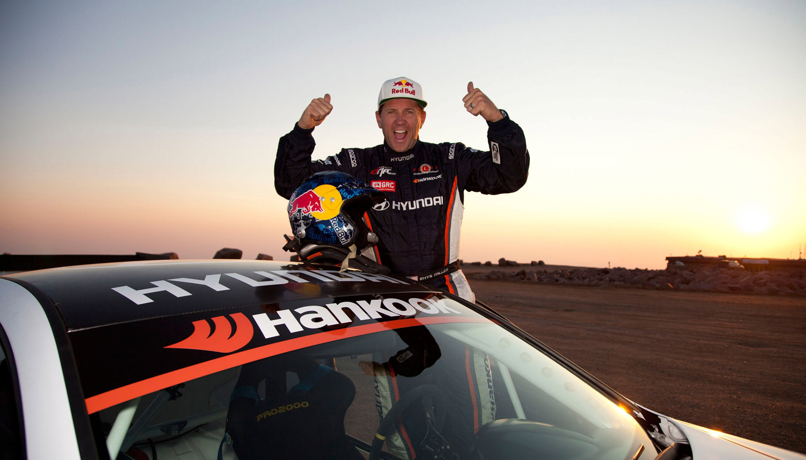 Rhys Millen Powers Genesis Coupe To New Pikes Peak Record