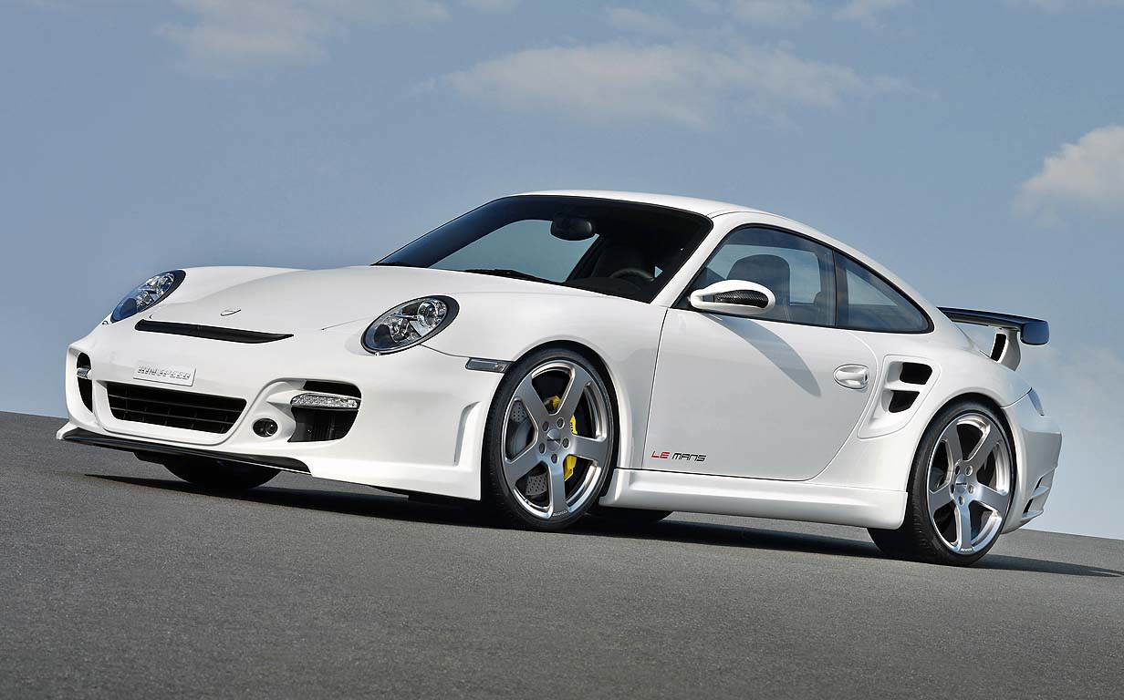 rinspeed dubs up the 911 turbo - 911 Porsche Turbo