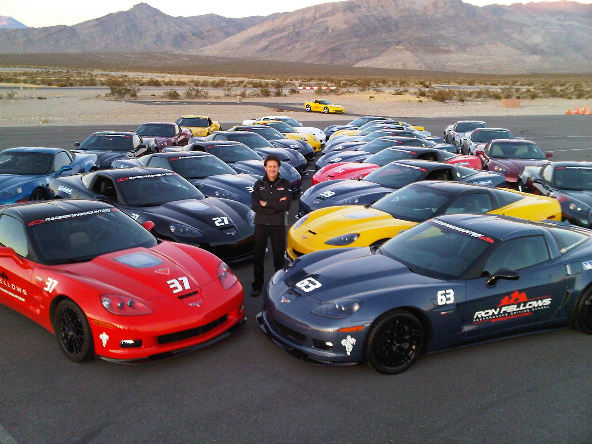 Win A Free Class At Ron Fellows Driving School