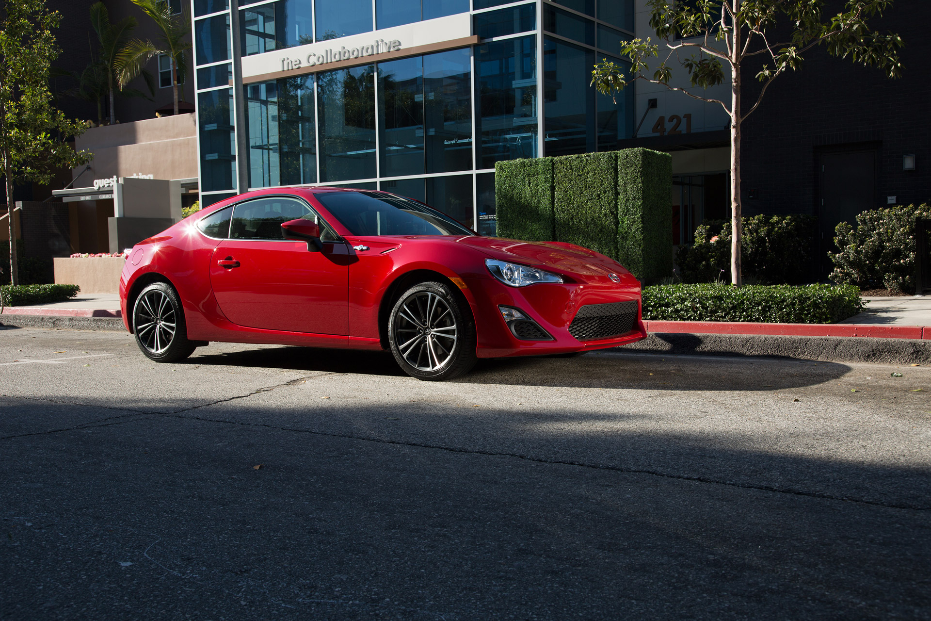 Porsche Of Wallingford >> 2016 Scion FR-S Review, Ratings, Specs, Prices, and Photos ...