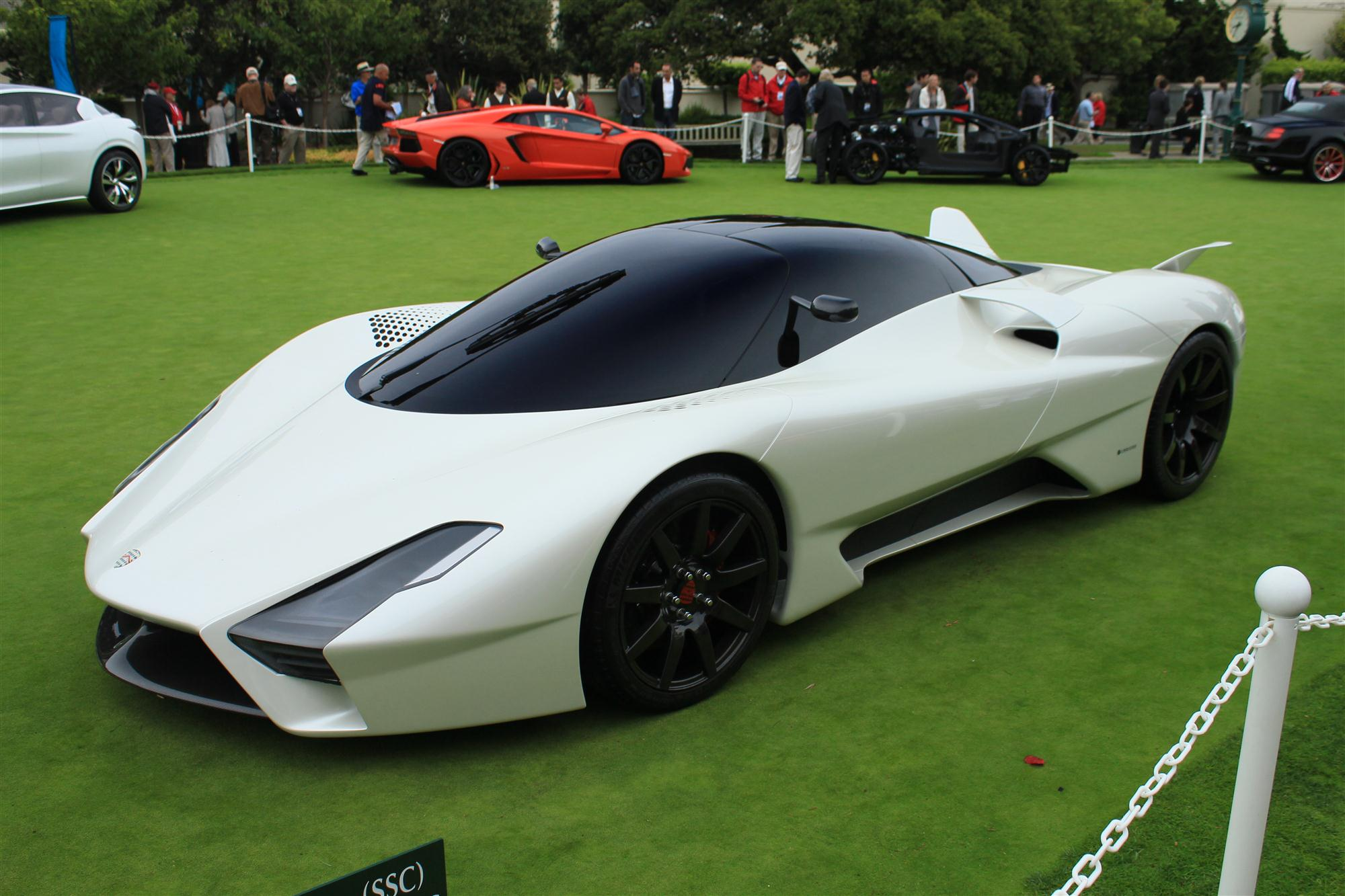 Auto Car Updates >> SSC Tuatara's 1,350-HP Output Confirmed On The Dyno
