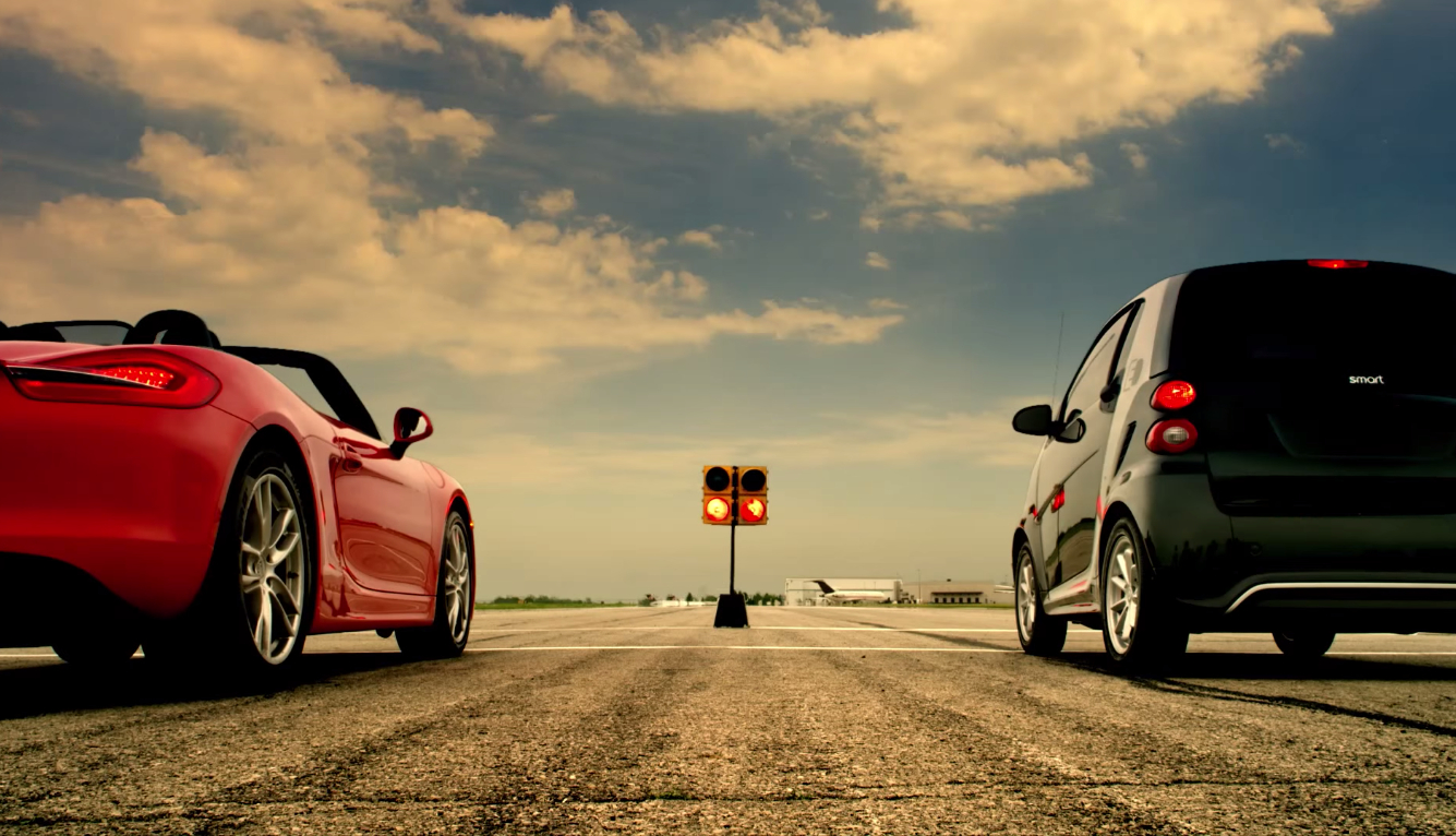 Smart Electric Drive Ad: Where Winning Drag Races Really ...