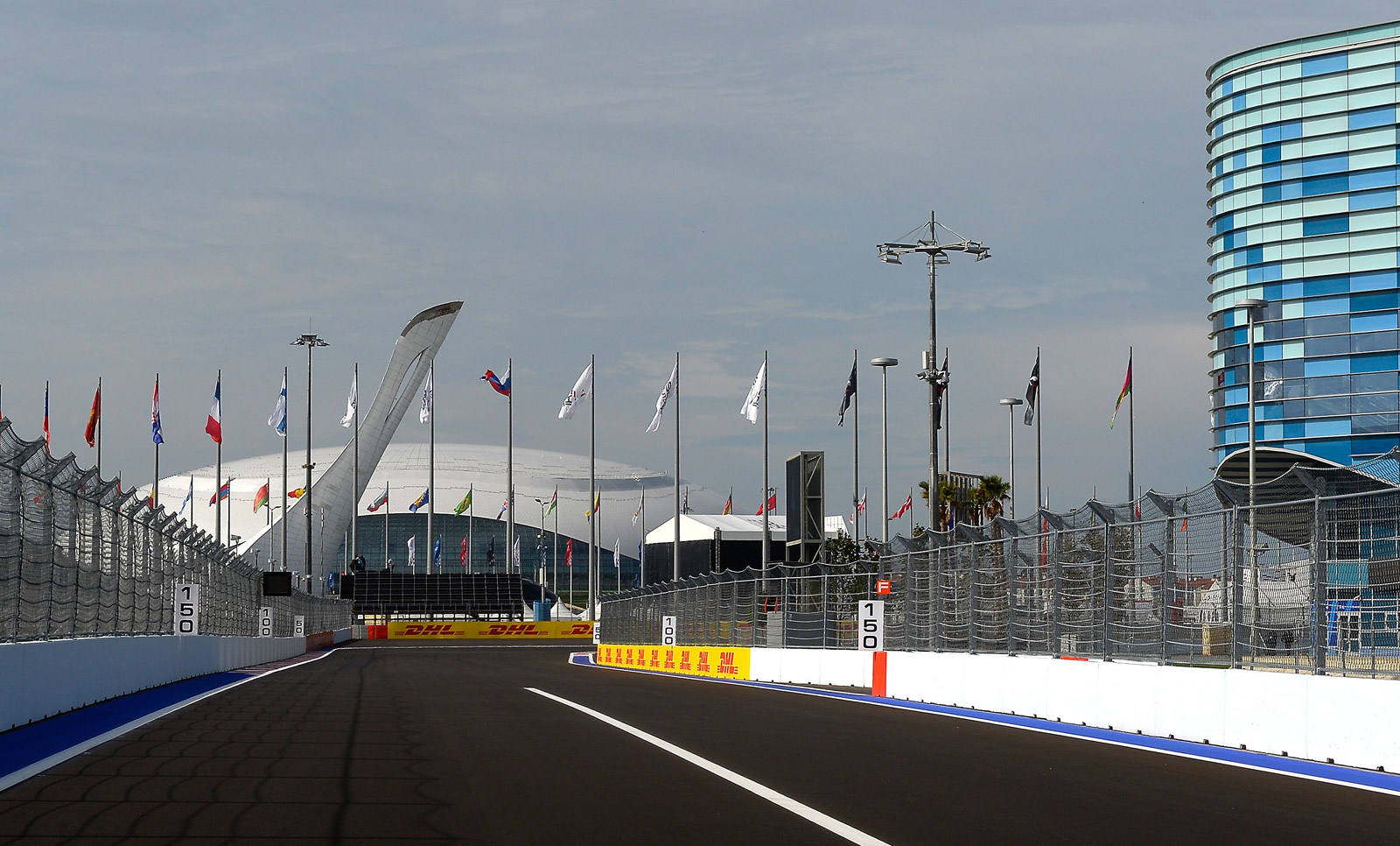 2014 Formula One Russian Grand Prix Preview