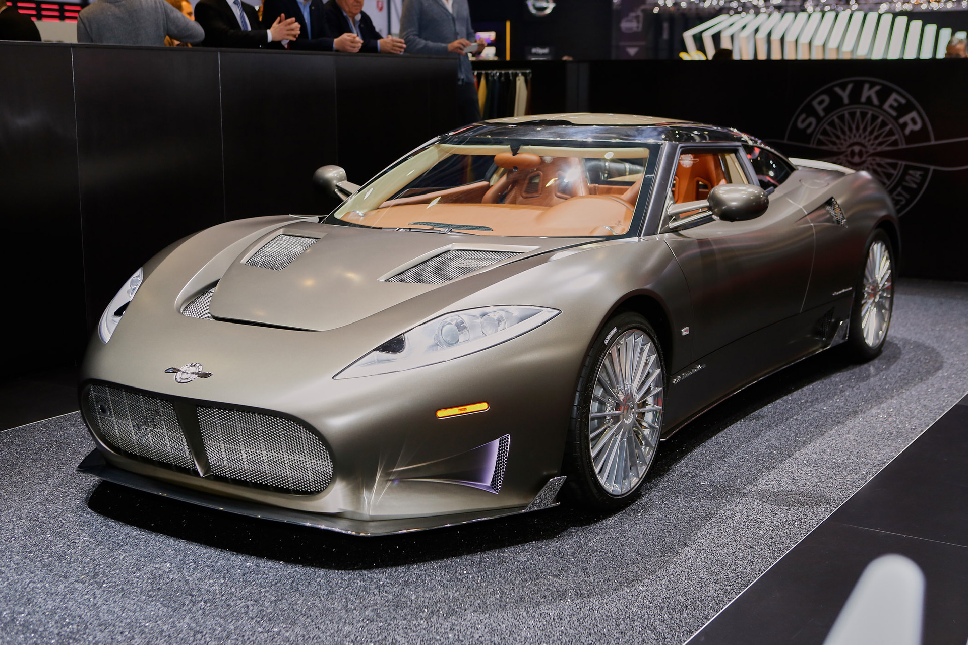 Spyker C8 Preliator Priced From 354 990