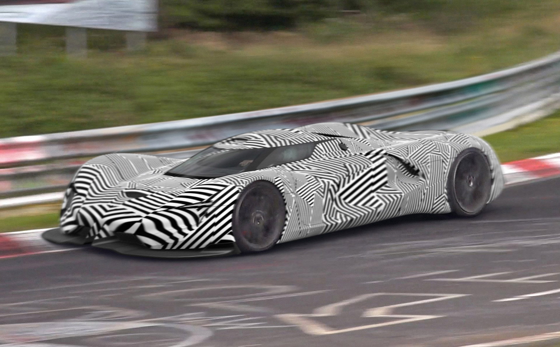 Srt Tomahawk Vision Gran Turismo Teased Again Ahead Of