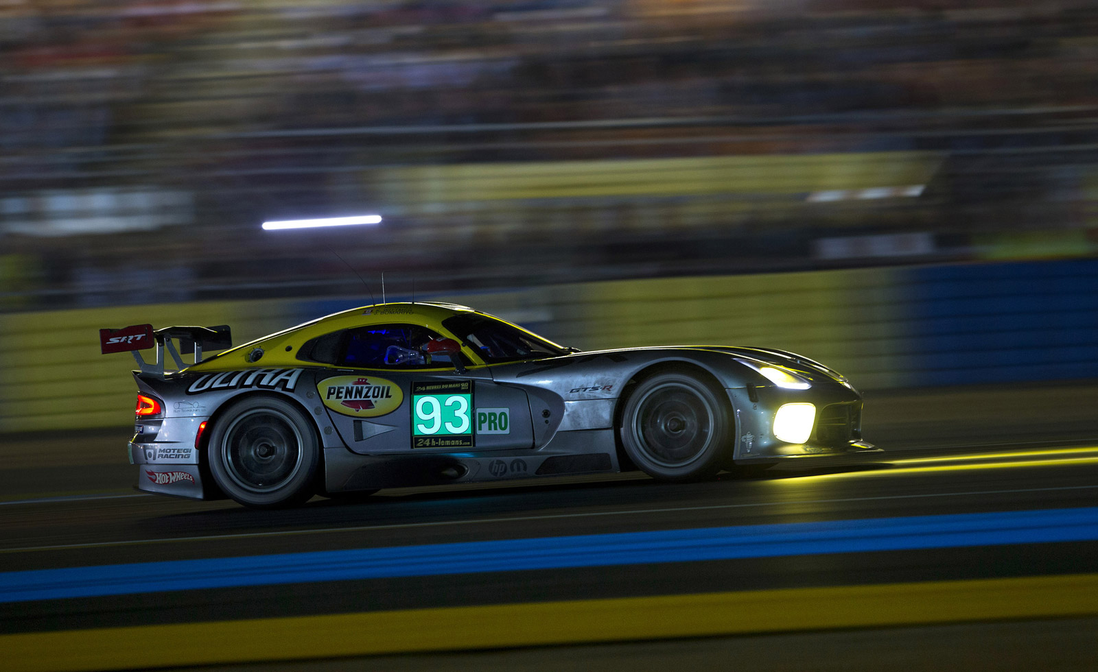 Srt Won T Race Viper In This Year S 24 Hours Of Le Mans