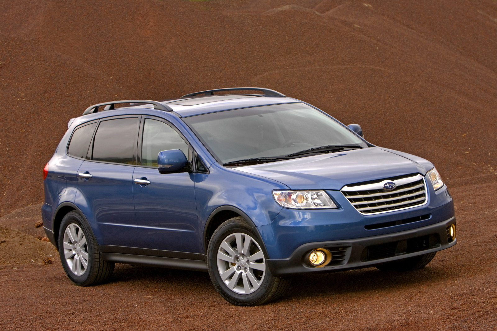 2010 subaru tribeca the forgotten seven seat suv vanachro Images