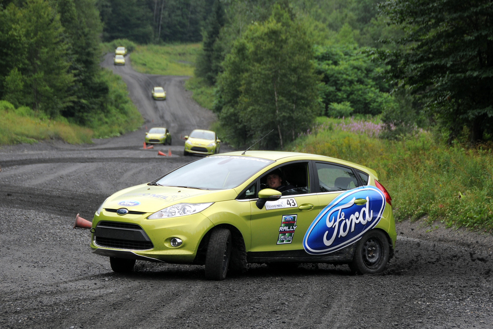 Ford Racing + Team O'Neil = Fiesta Driving School (Page 2)