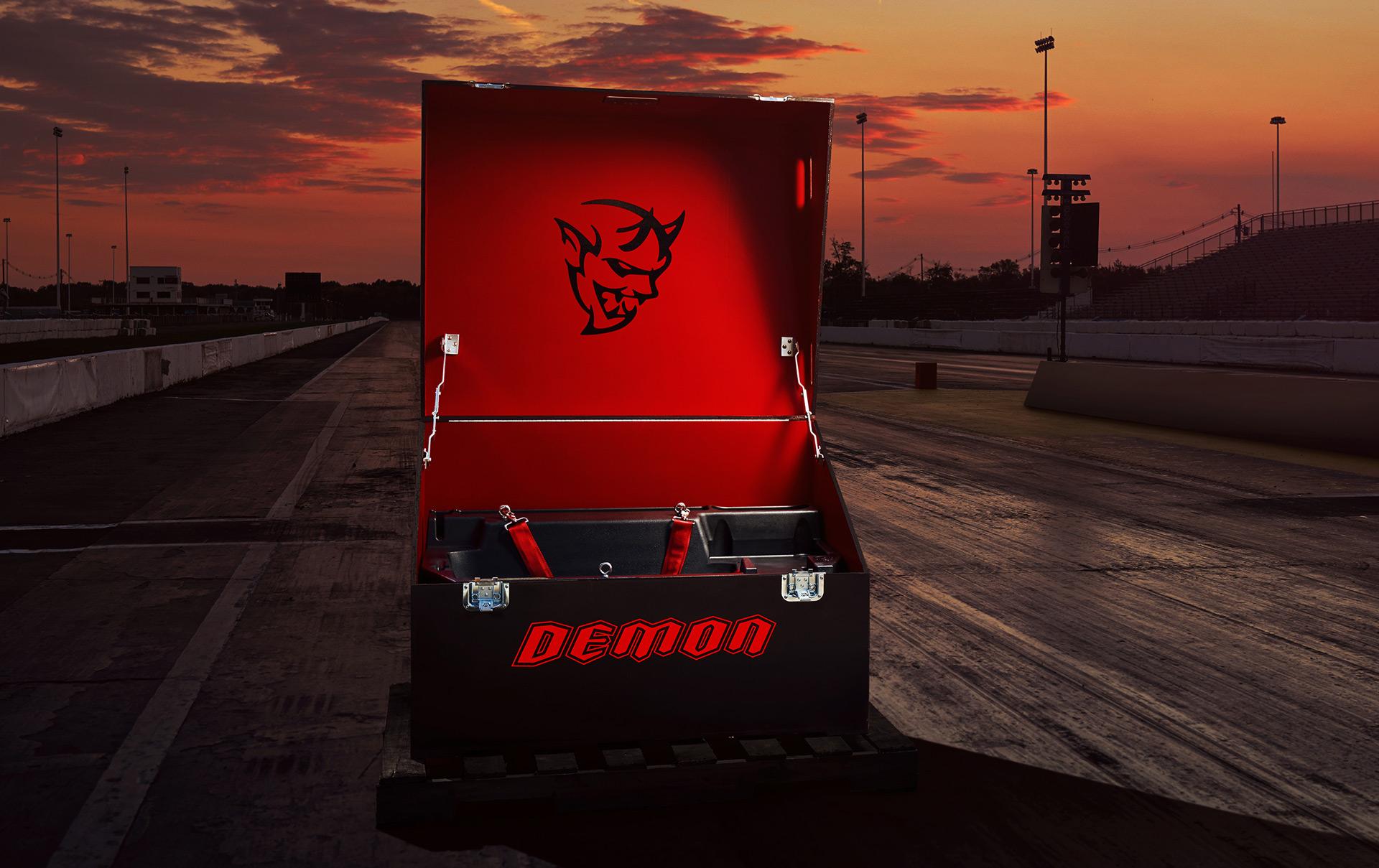 2018 Dodge Challenger SRT Demon fully customizable for the ...