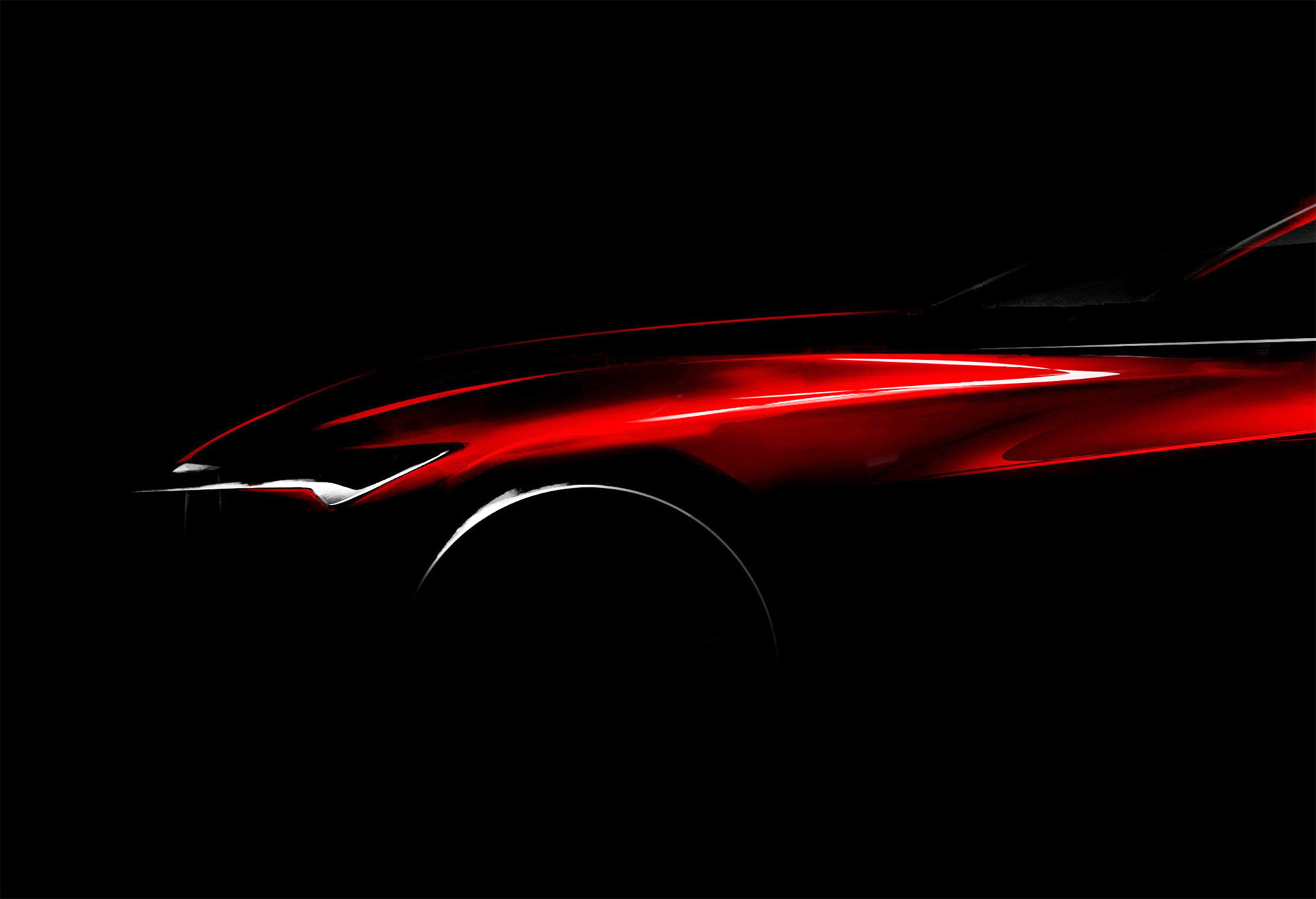 Acura To Preview New Design Direction With Precision Concept At 2016 Detroit Auto Show