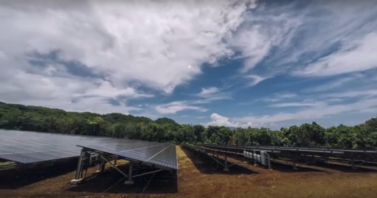 Tesla, SolarCity, and Ta'u: sun, storage batteries, clean energy (video)