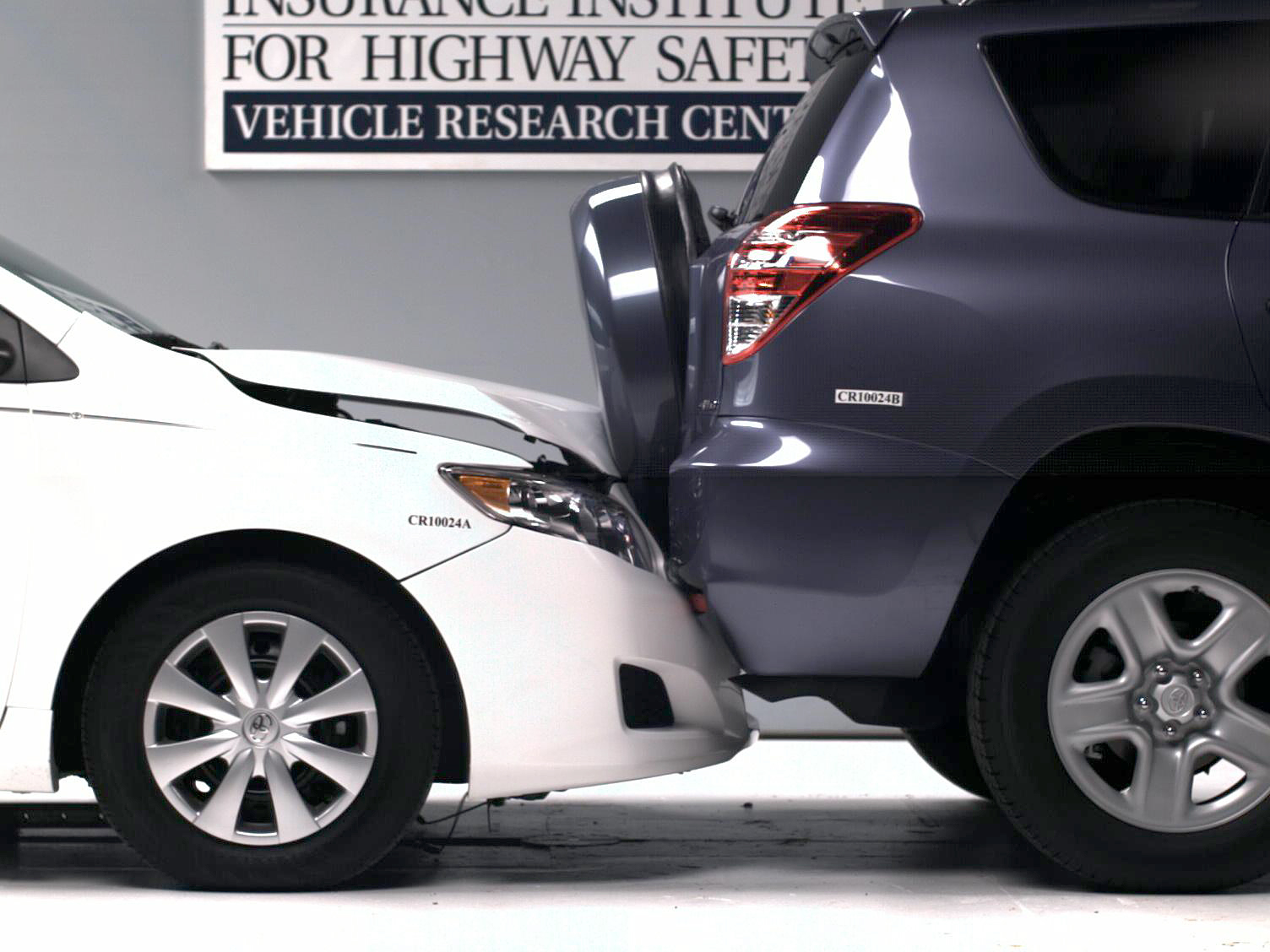 Honda Fort Worth >> IIHS: Mismatched Bumpers Between Cars And SUVs Can Cost Big