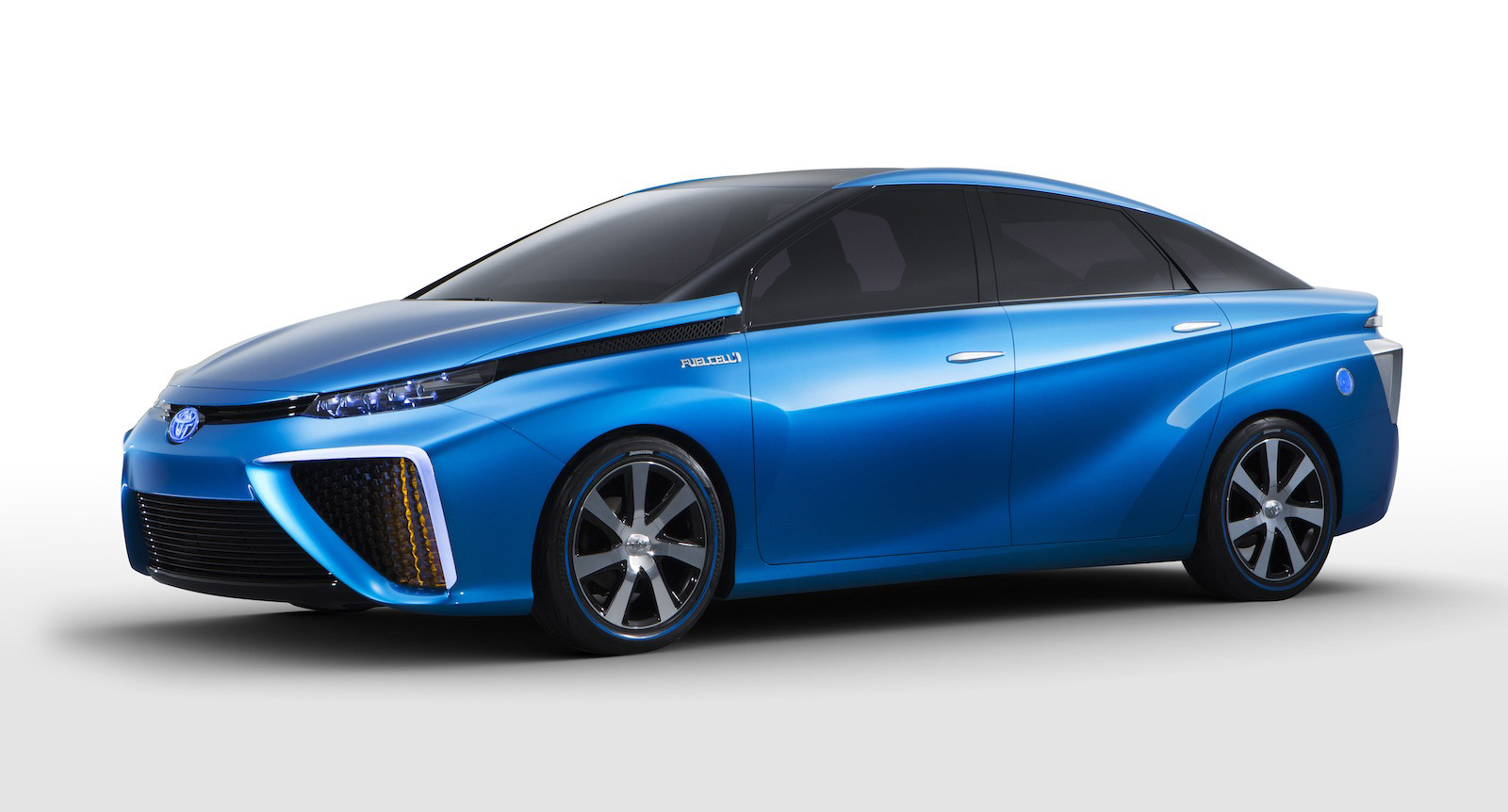 Toyota Fuel Cell Car  Price