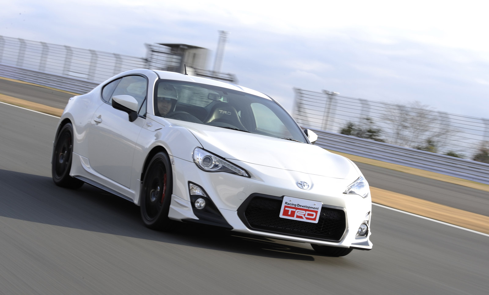 trd gt 86 to lead toyota offensive at 2012 tokyo auto salon. Black Bedroom Furniture Sets. Home Design Ideas