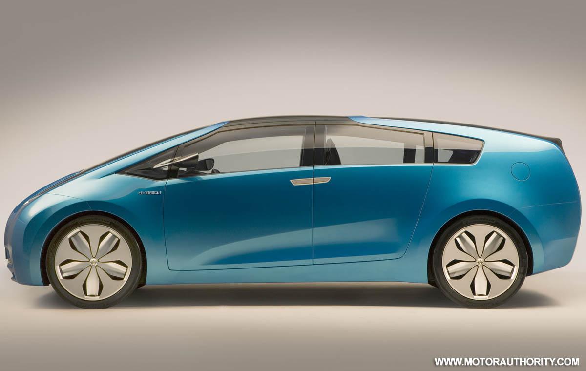 New Details On Hybrid Prius Wagon Suv Prius Family