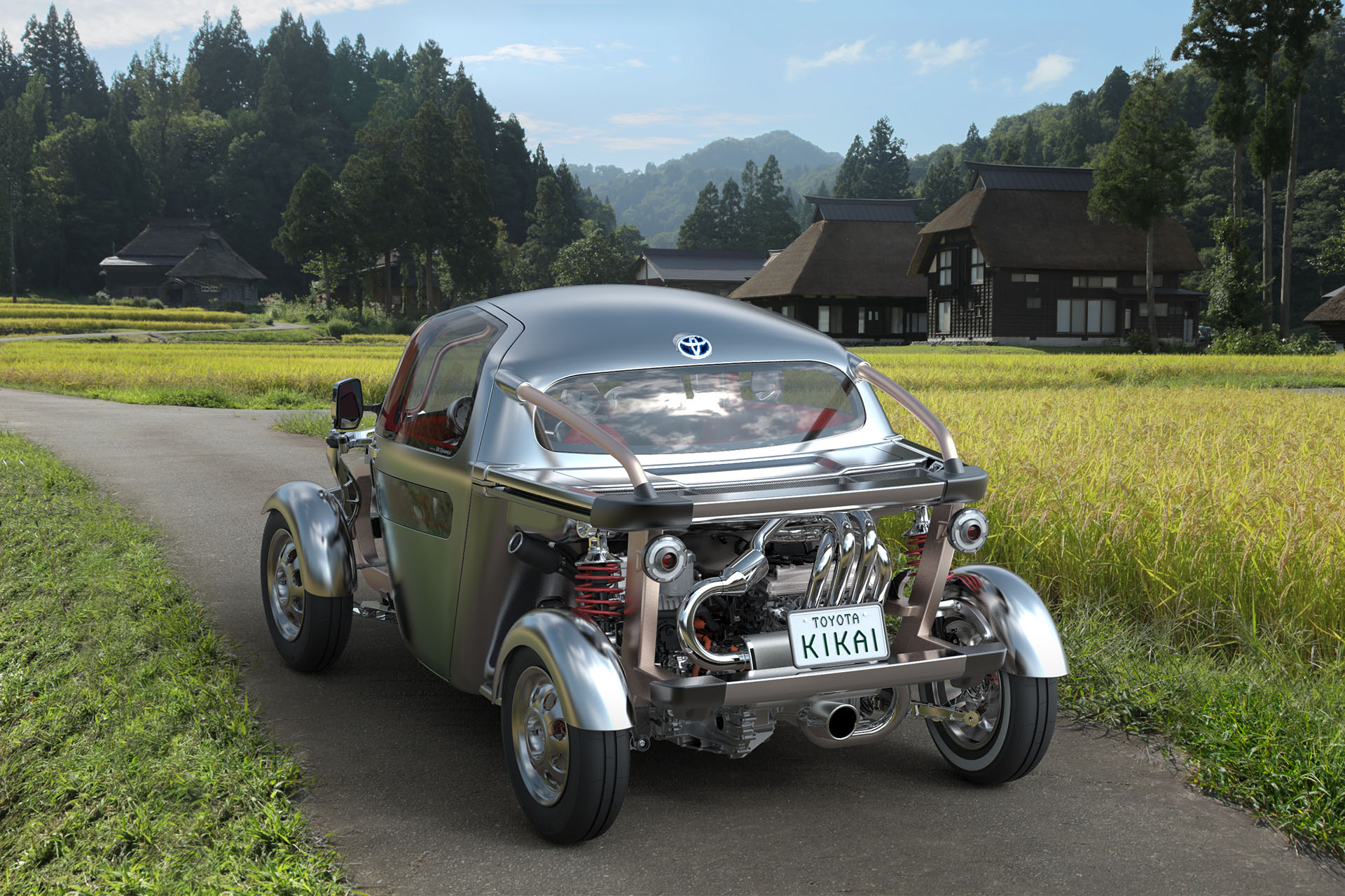 Toyota Bringing Fuel Cells, Hot Rods And Robots To Tokyo Motor Show