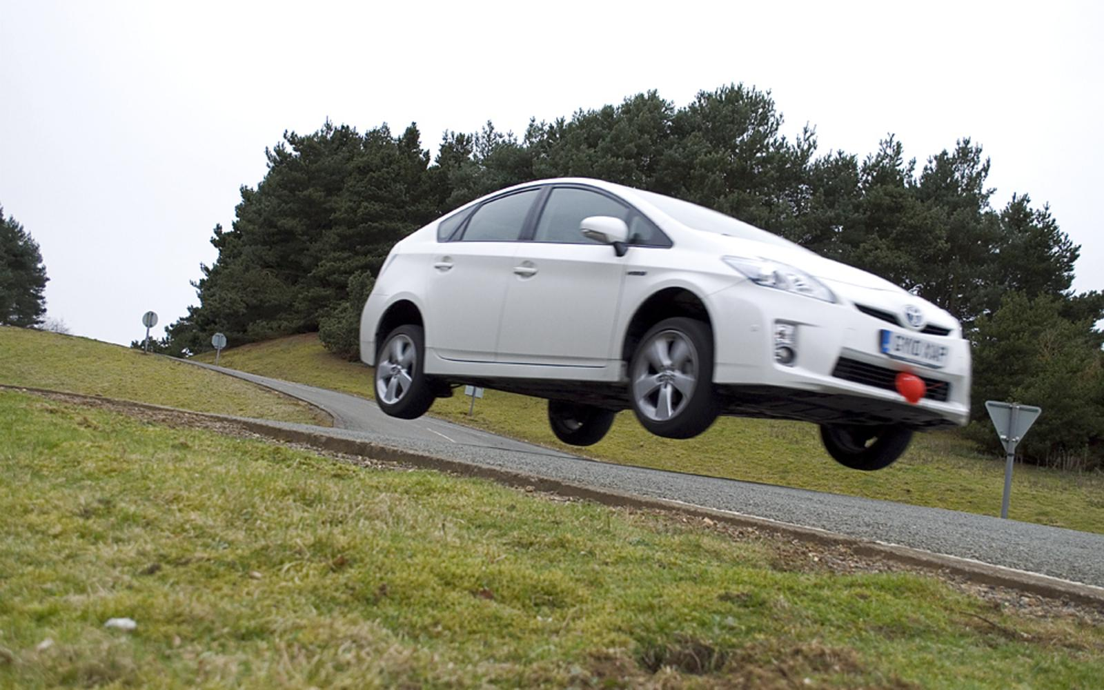 Toyota Thinks Hover Cars Might Be A Thing