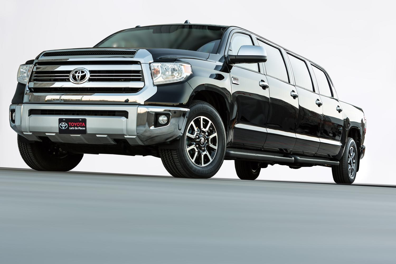 Toyota Tundrasine SEMA Concept Puts Crew Cabs To Shame