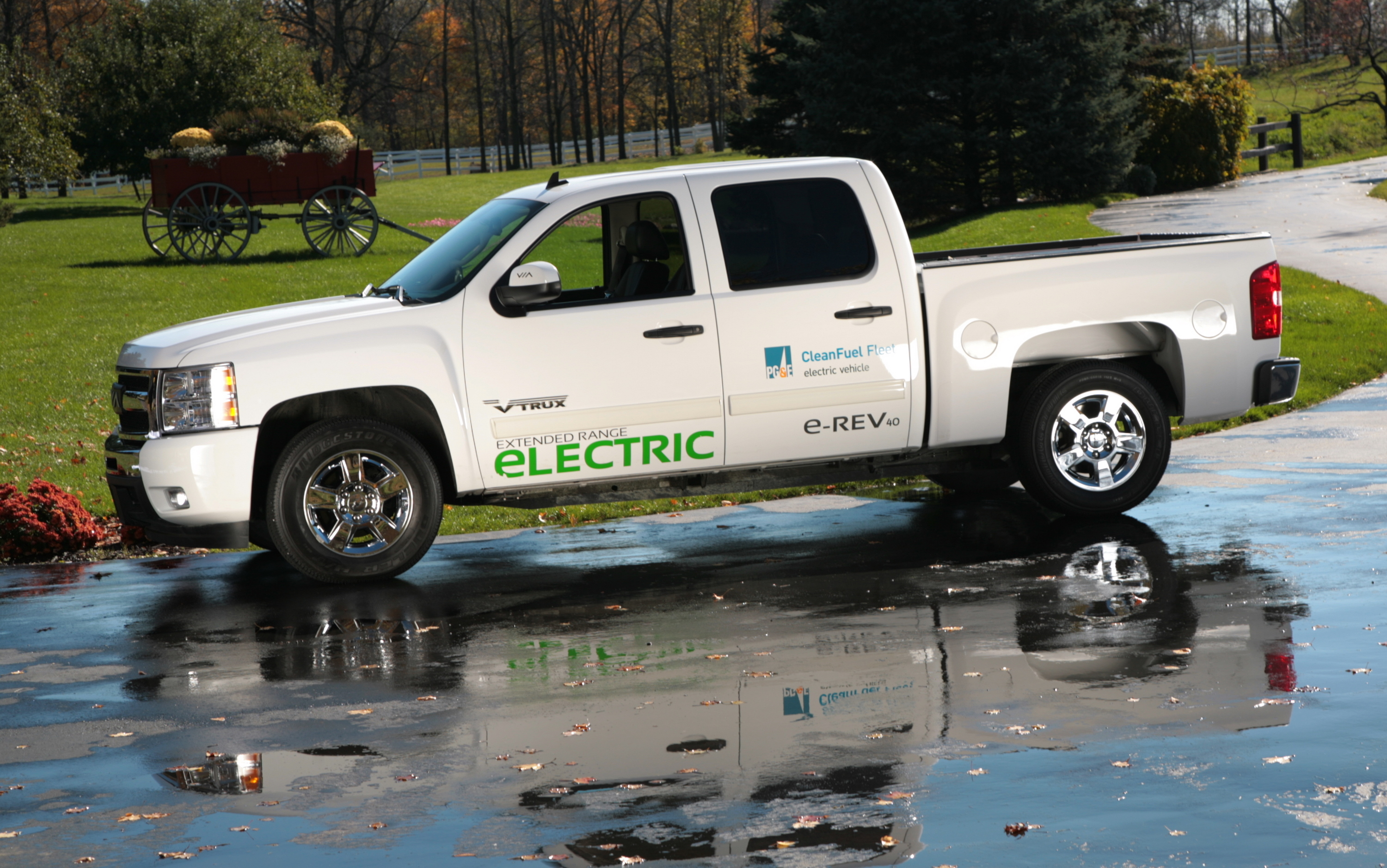Via Motors To Use A123 Lithium Ion Cells In Electric Trucks