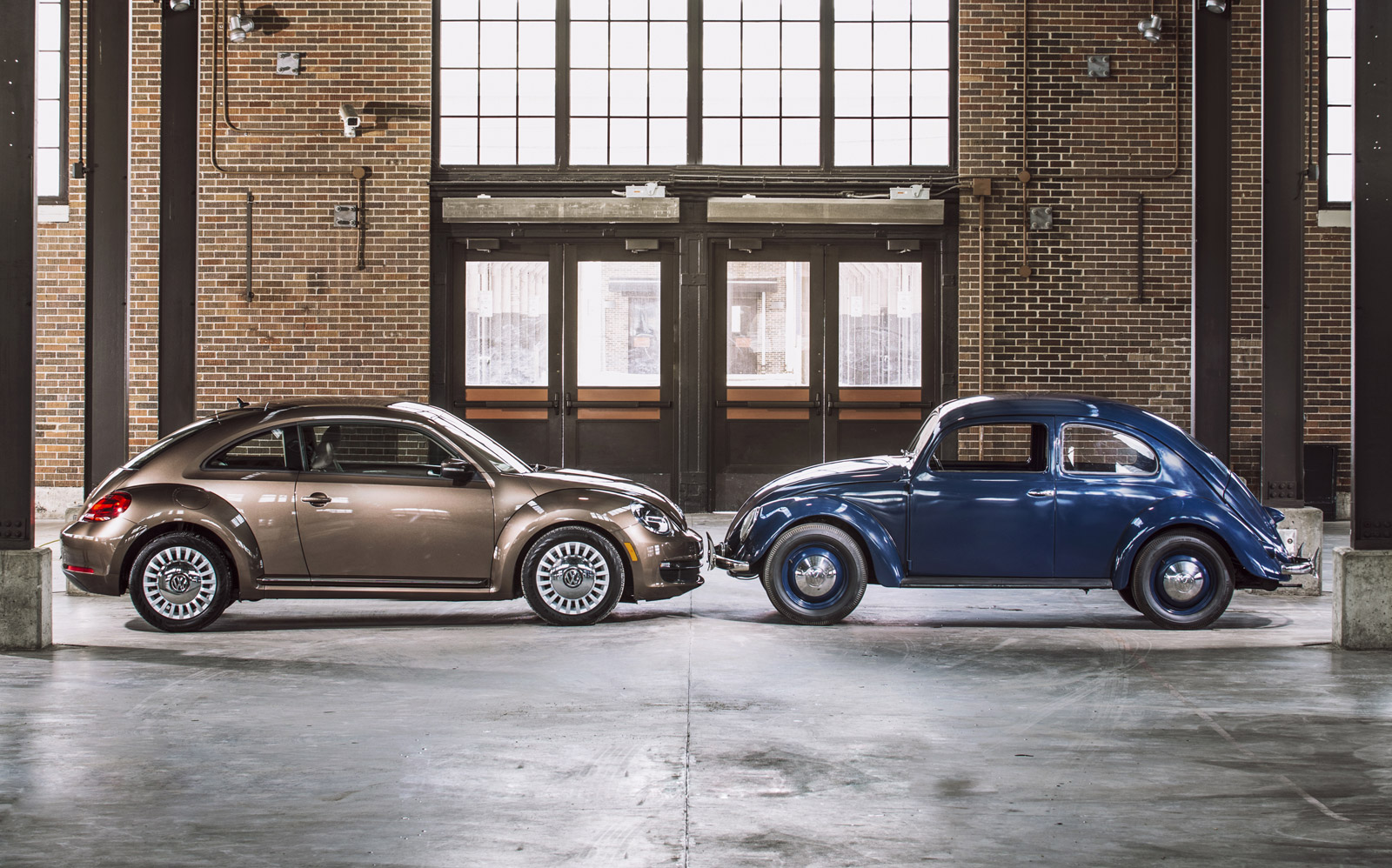 Best electric cars 2017 volkswagen tesla and more the week uk - Vw Beetle Celebrates 65 Years In U S With A Few Missing