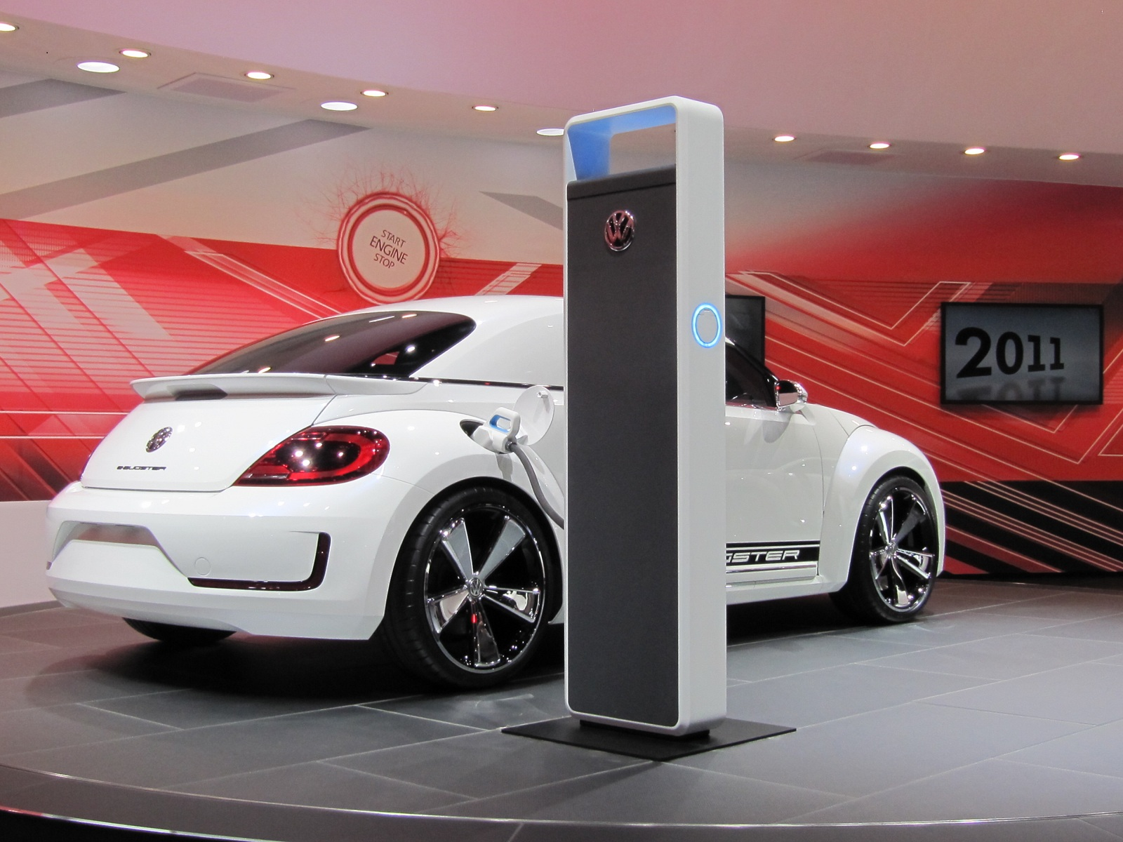 Best electric cars 2017 volkswagen tesla and more the week uk - Vw E Bugster Electric Concept Live Gallery 2012 Detroit