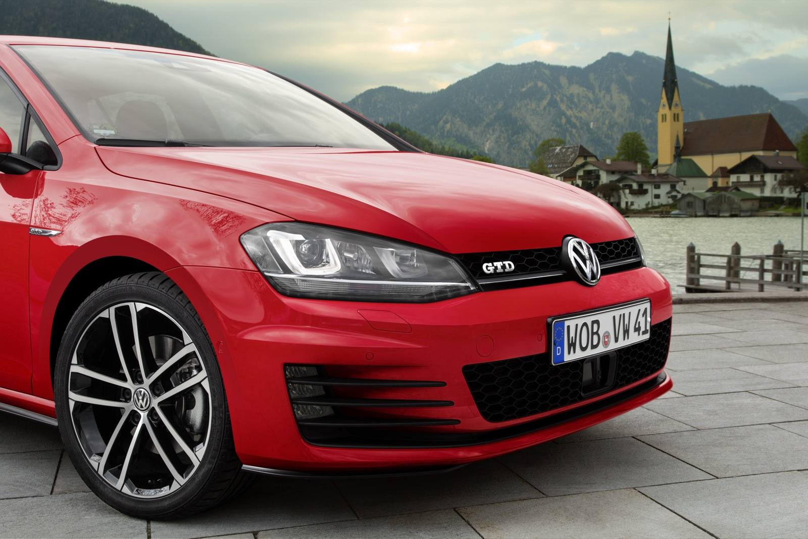 Golf Gtd Review >> 2015 Volkswagen GTD Preview Drive