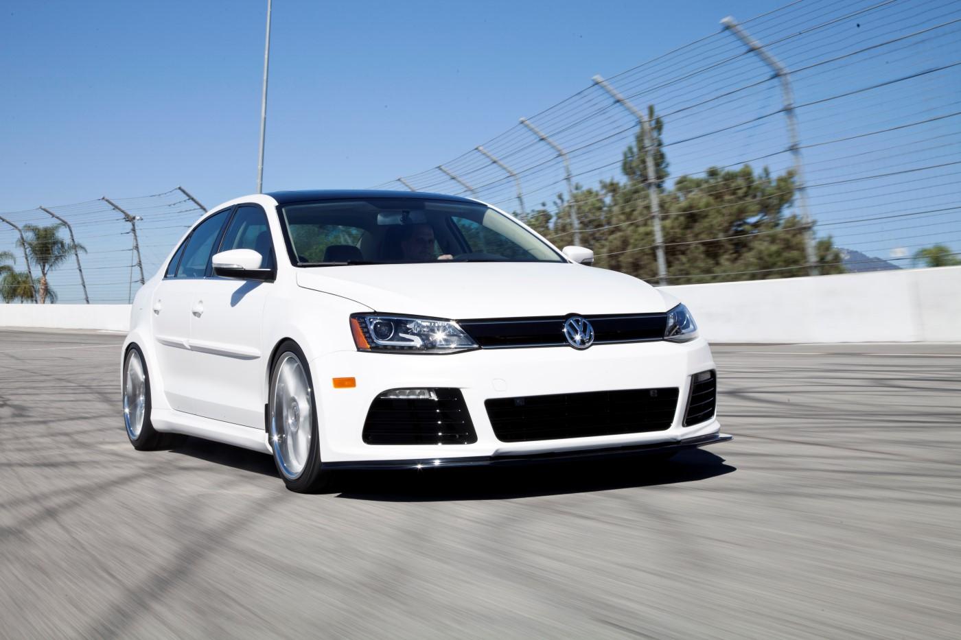 VW Debuts Tuned Jettas, 2015 Golf At SEMA