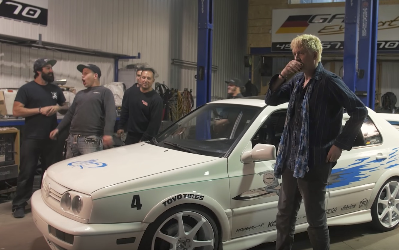 performance shop reunites jesse with his vw jetta from the fast and the furious. Black Bedroom Furniture Sets. Home Design Ideas