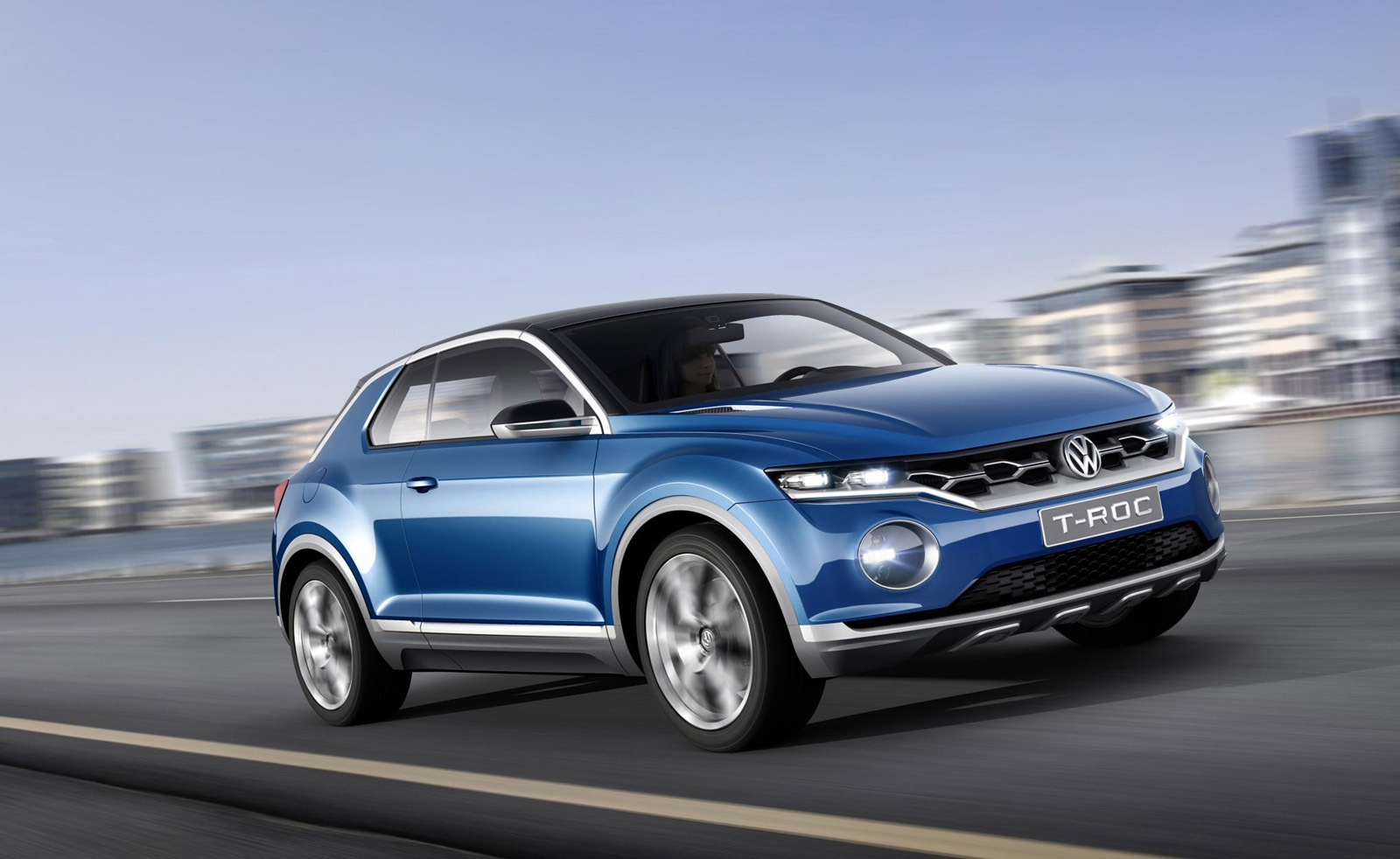 Are you ready for the Volkswagen T-Roc? (It