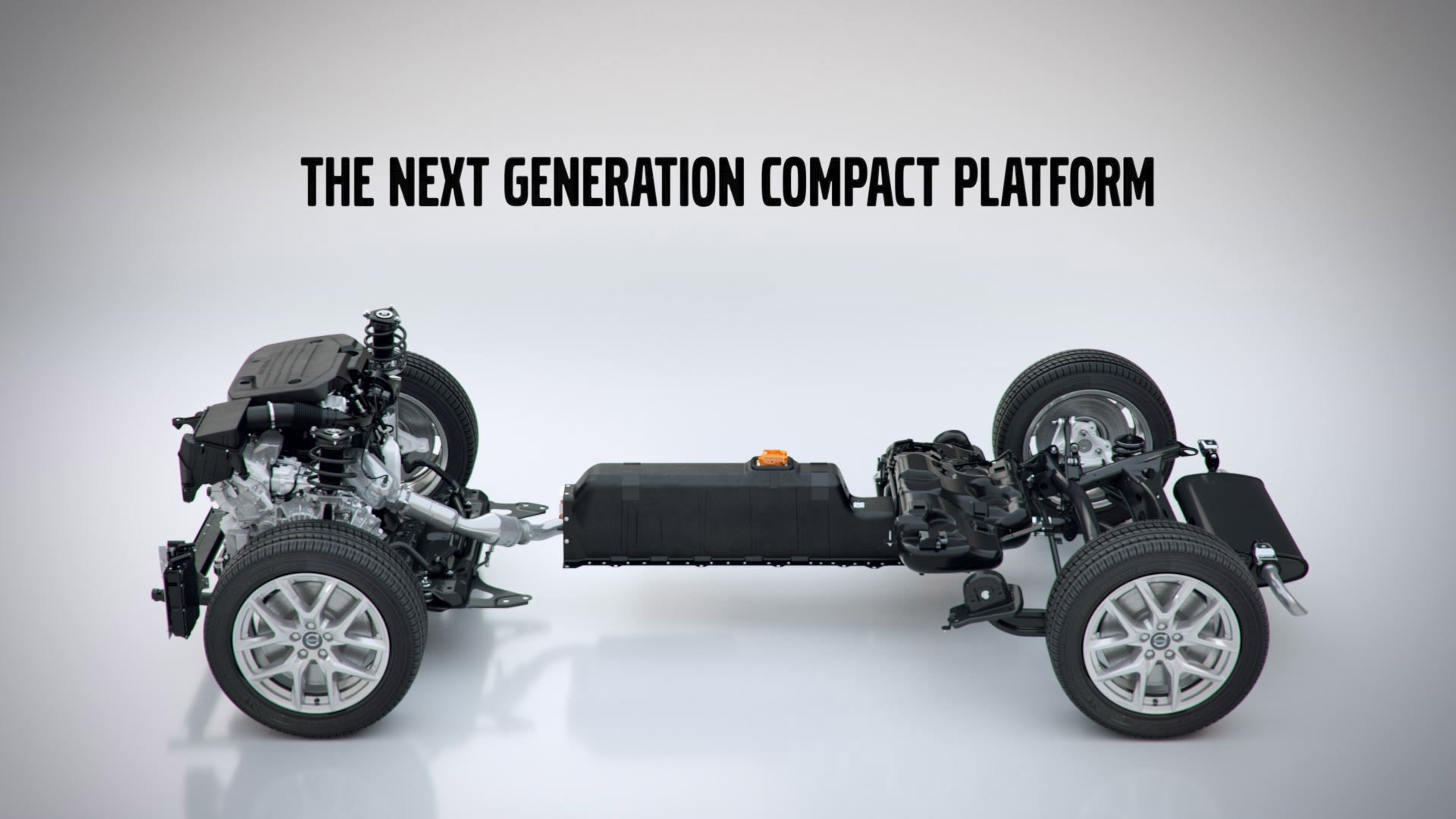First Of Volvo's Next-Generation Compact Cars Arriving In 2017