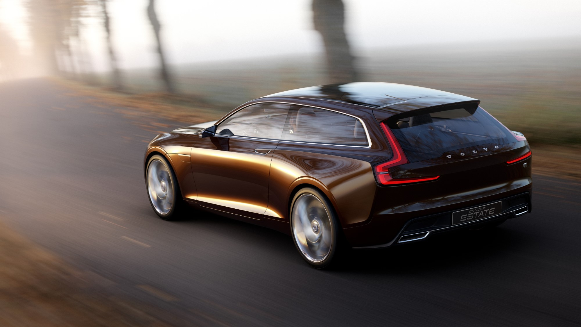 Volvo Concept Estate To Spawn V90 Luxury Wagon: Report