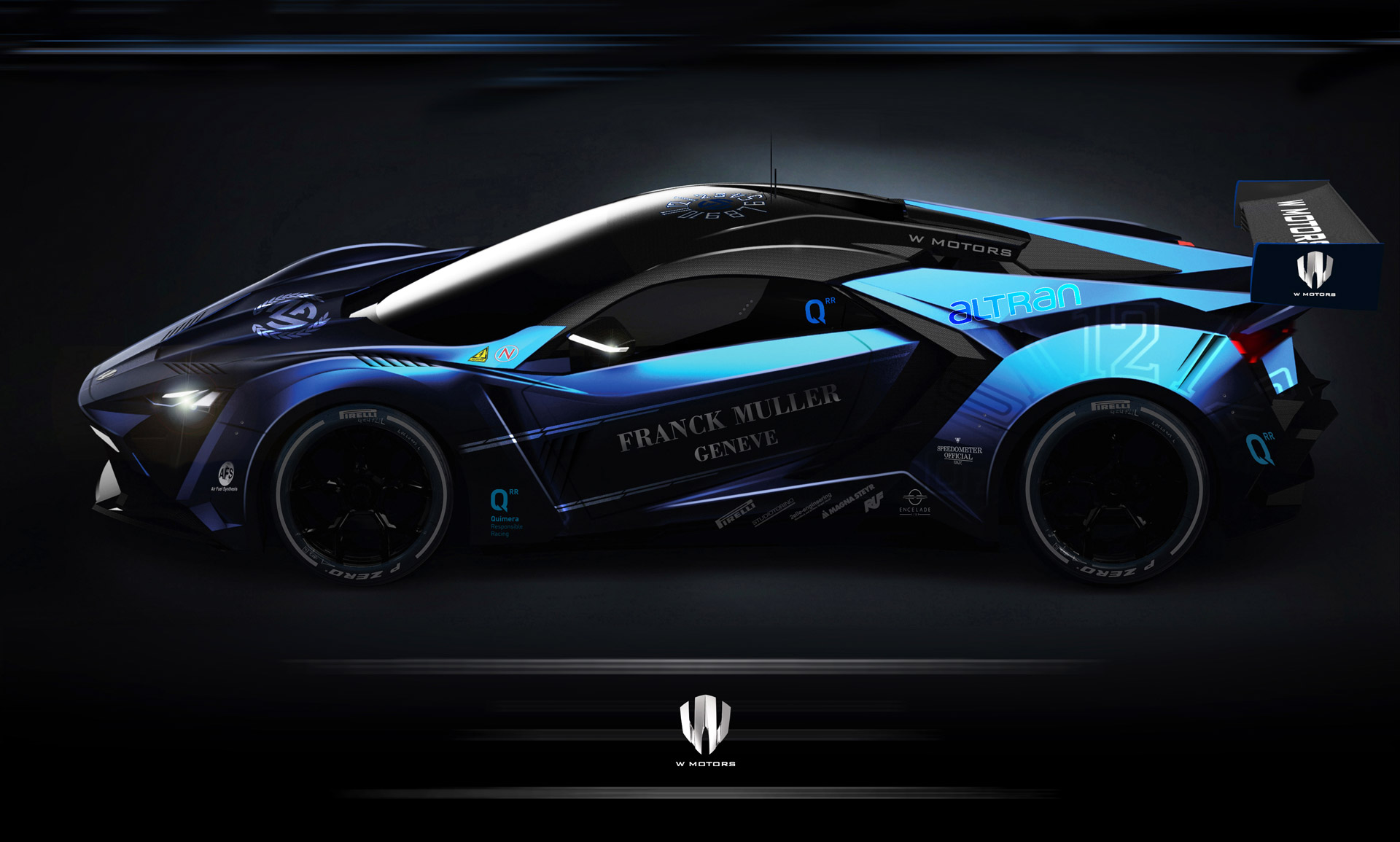 W Motors Teams Up With Quimera To Develop Eco Friendly