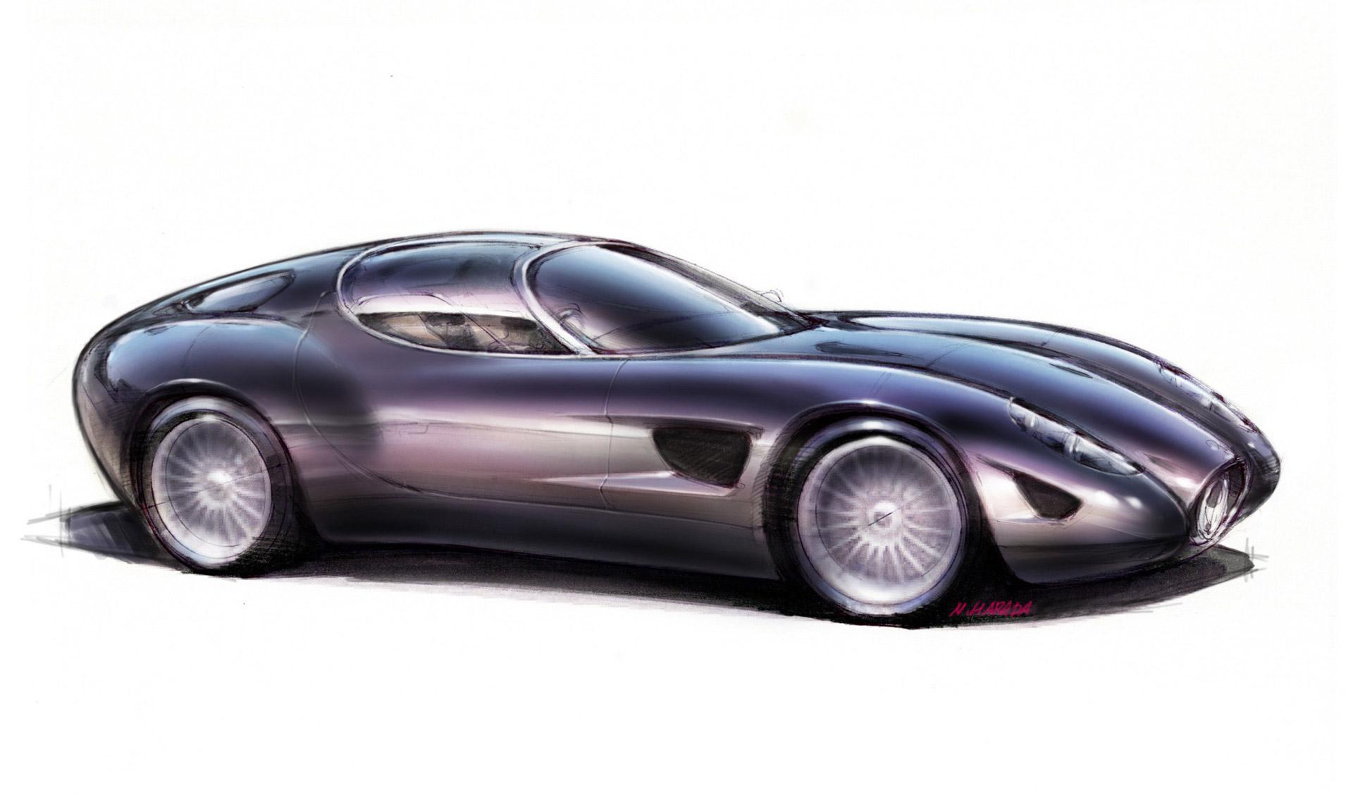 Zagato Mostro Concept Carroll Shelby S Last Car Audi Q8