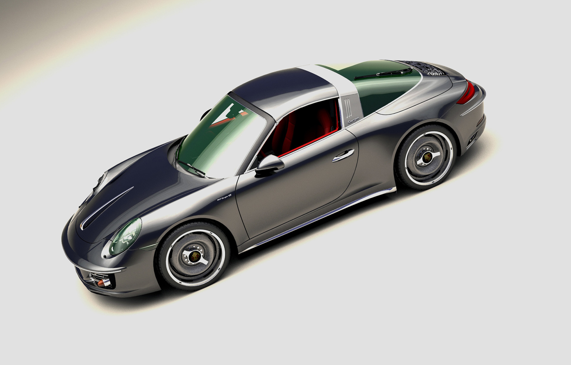Zolland Design Comes Out With Tasty Retro Kit For The 911
