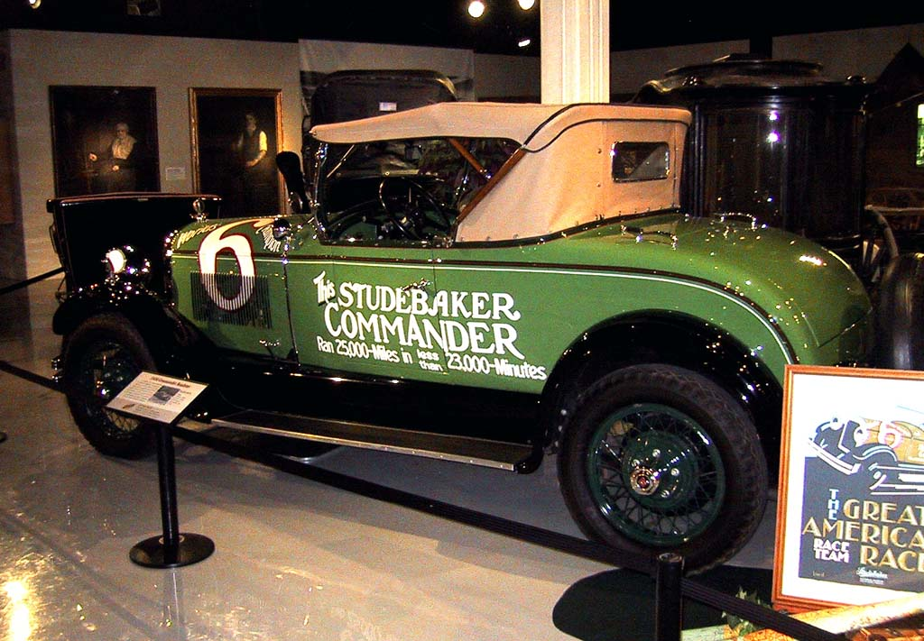 Museum Hawk: South Bend's New Studebaker