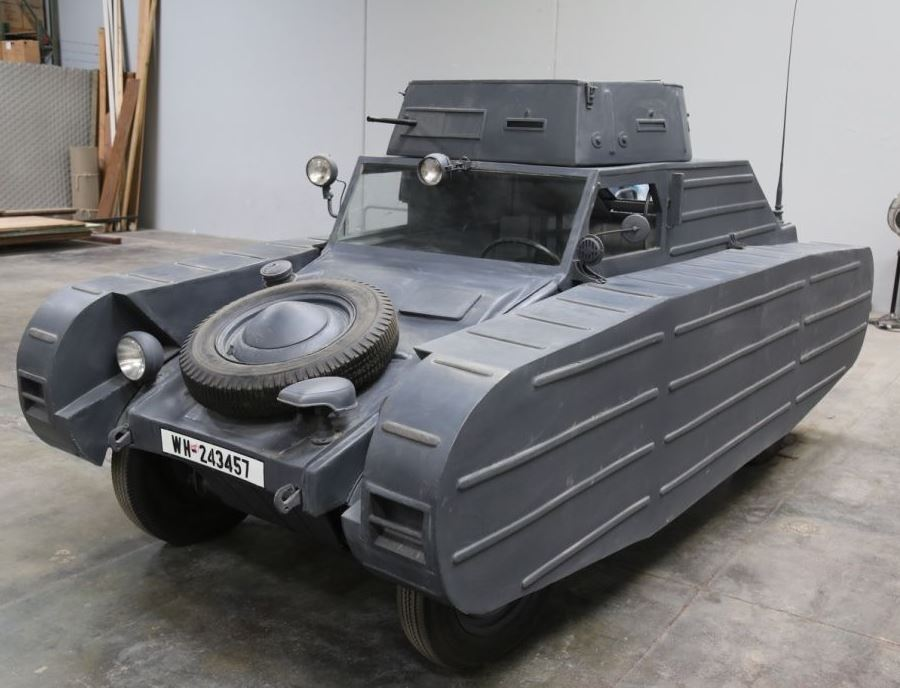 Here S A Chance To Buy That Porsche Tank You Always Wanted