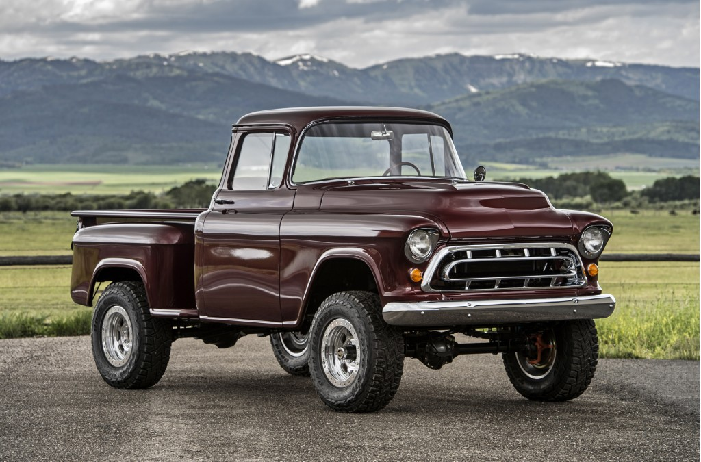 Image 1950s chevy napco 4x4 by legacy classic trucks for A123 service honda civic