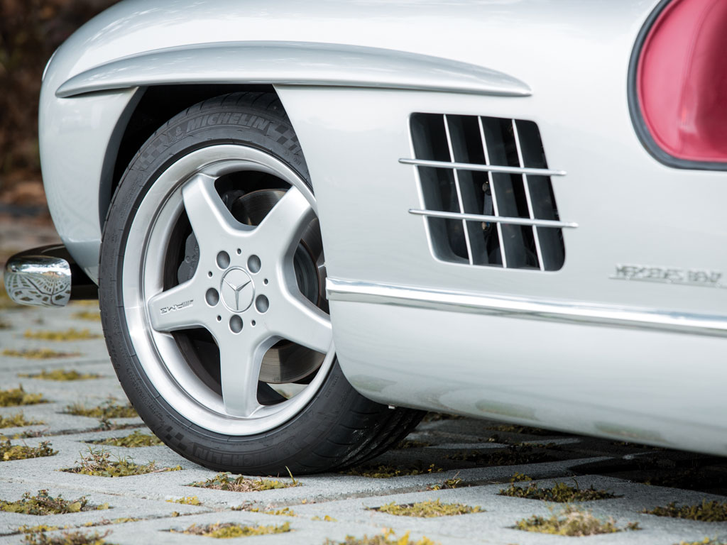 1954 Mercedes-Benz 300SL AMG - Image via RM Auctions