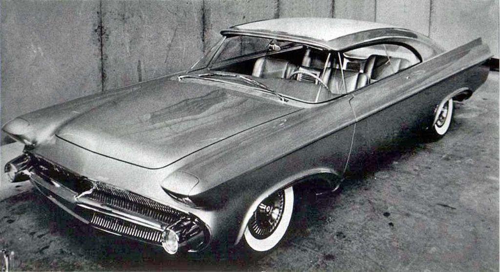 1956 Chrysler Norseman concept