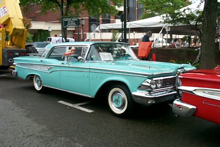 1959 Ford Edsel 2002 Dream Cruise