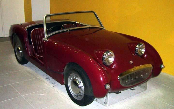 1961 Austin-Healey Sprite Mk 1